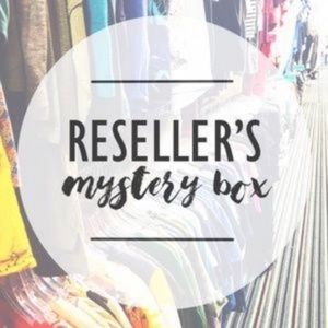 6 EUC DRESSES SKIRTS ROMPERS Reseller Clothing Box